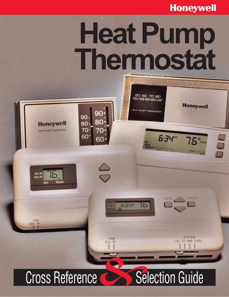 heat pump thermostat manualzz com rh manualzz com