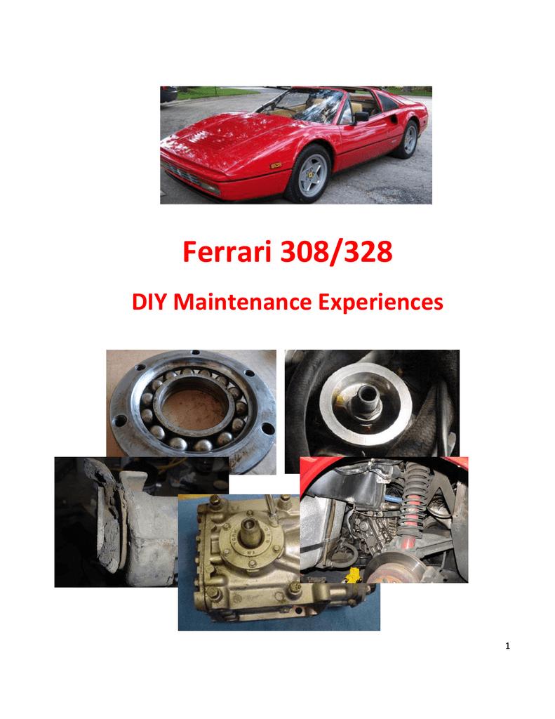 Ferrari 40/40   Manualzz