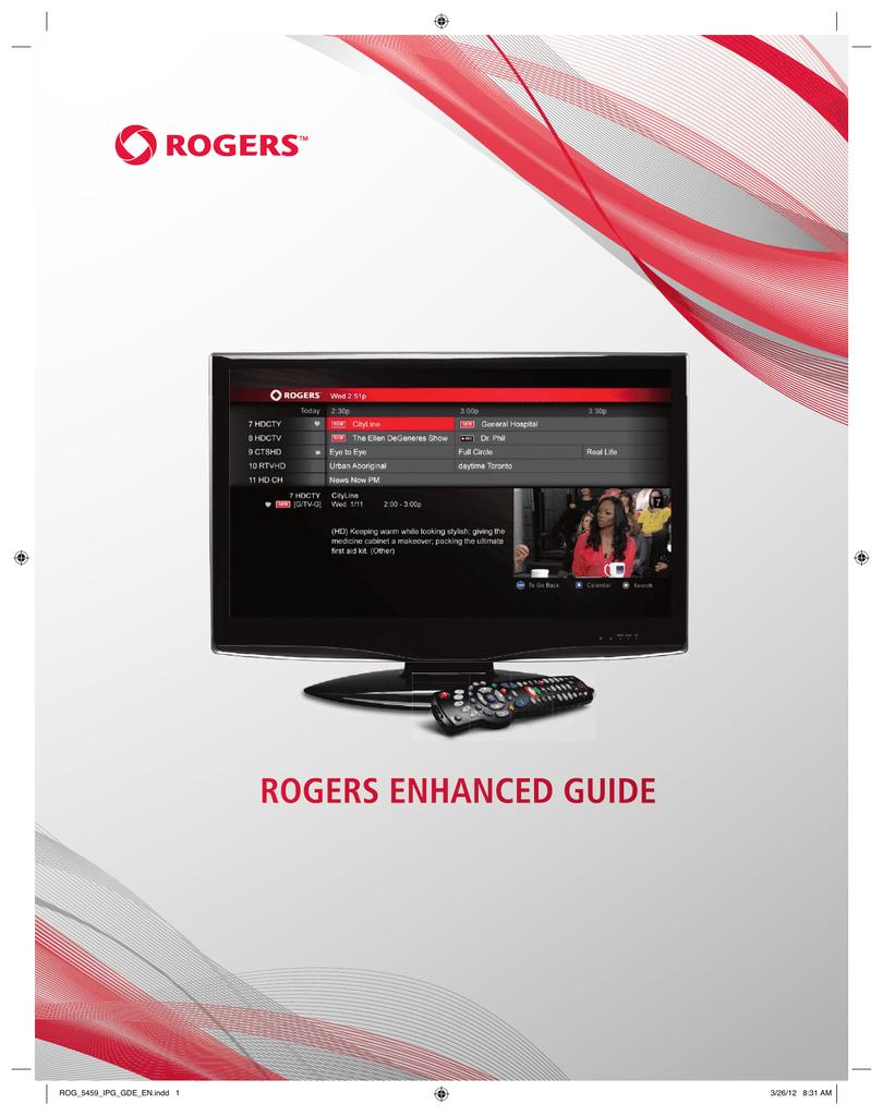 Rogers New Enhanced Guide Marioc Manualzz