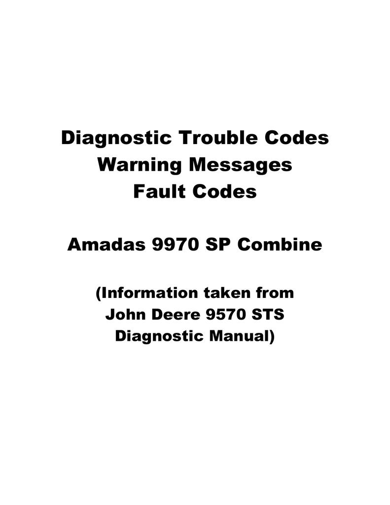 Freightliner Spn Codes