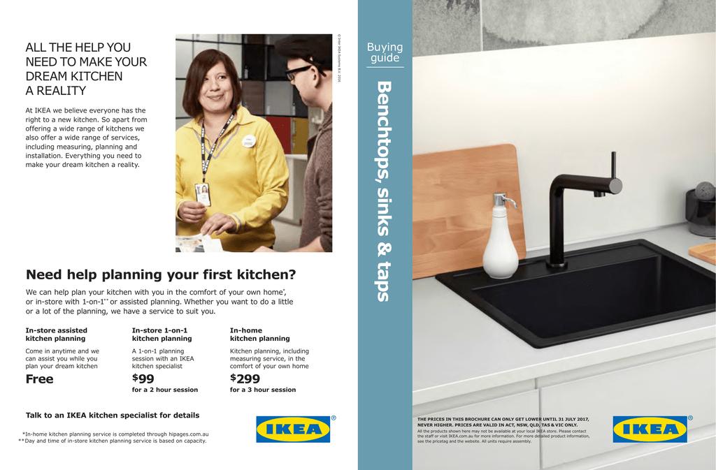 Terrific 2017 Benchtops Sink And Taps Buying Guide Manualzz Com Creativecarmelina Interior Chair Design Creativecarmelinacom