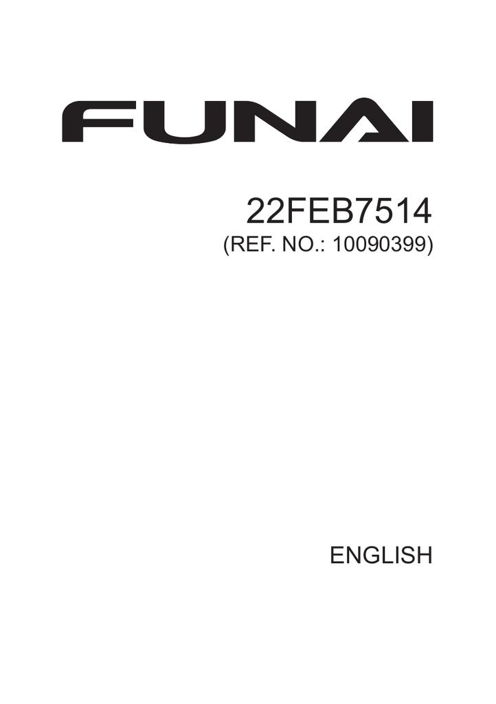 22FEB7514 - Funai eu | manualzz com