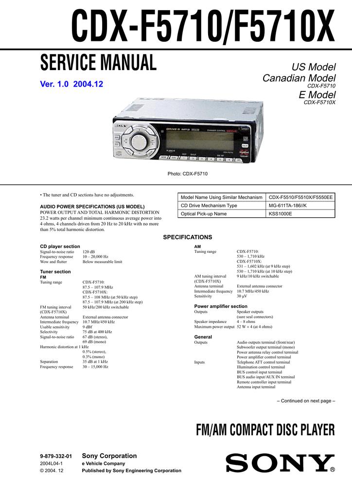 CDX-F5710/F5710X | manualzz.com on sony xplod wiring harness, sony xplod wiring color code, sony xplod deck wiring-diagram, sony xplod speaker wiring,
