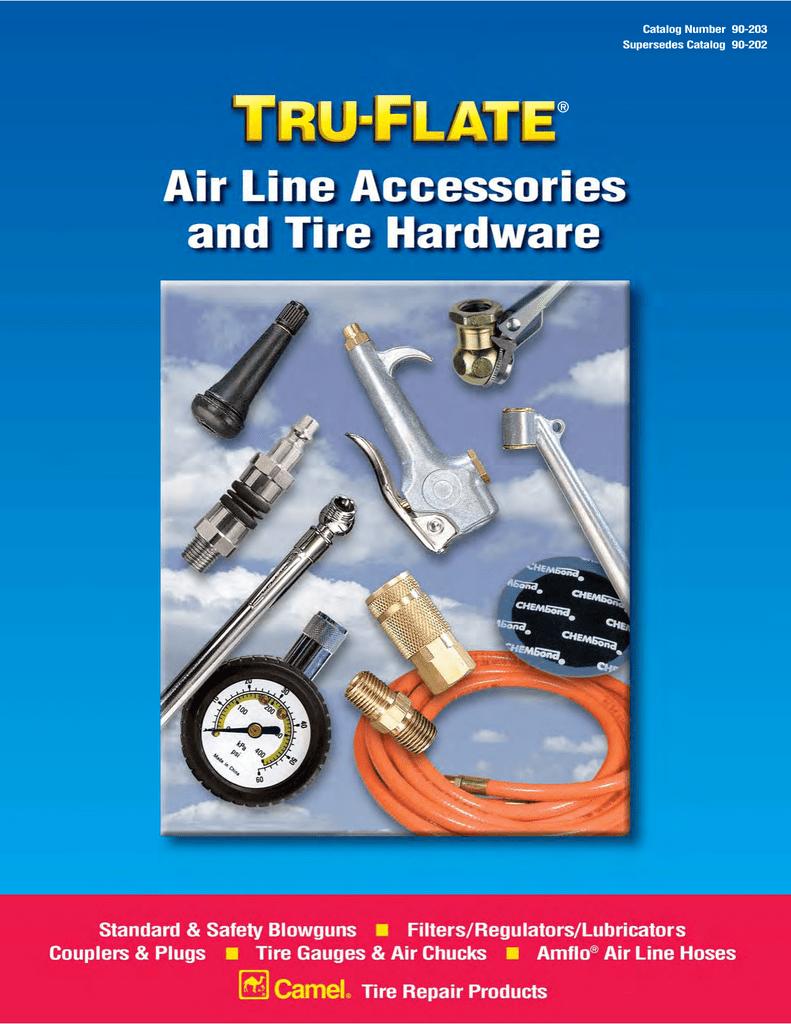 0-200 PSI Plews 24-801 Air Line Gauge