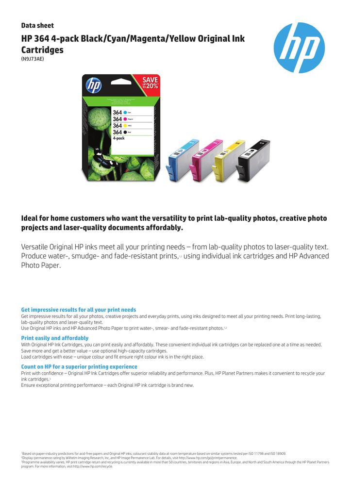 IPG Supplies Inkjet Datasheet | manualzz com