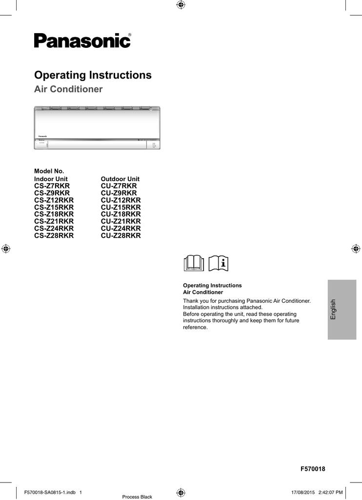 Operating Instructions | manualzz com