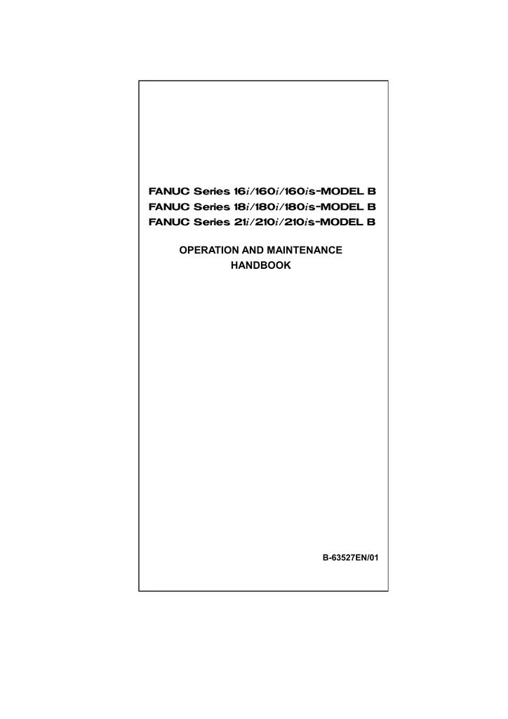 operation and maintenance handbook | manualzz com