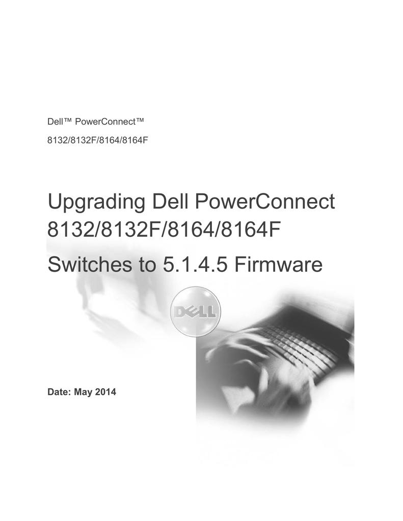 Dell™ PowerConnect™ 8132/8132F/8164/8164F | manualzz com