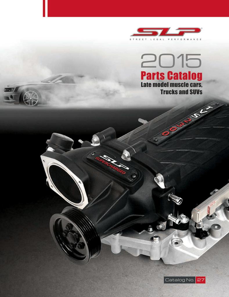 Trailblazer SS; 31675V SLP Performance Dual Exhaust Rear Valance Panel