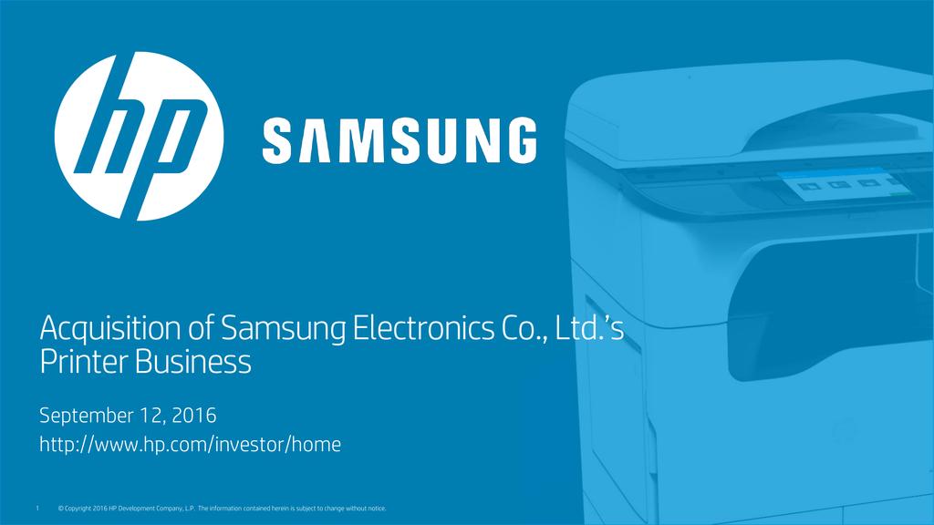 acquire samsung printer business - 1024×576