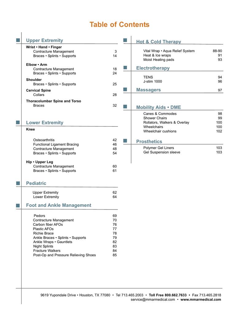c41b76b694f27 Table of Contents | manualzz.com