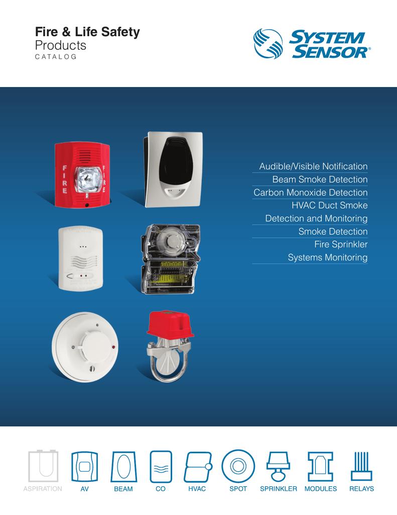 System Sensor D4s 4wire Photoelectric Sensor Component Only
