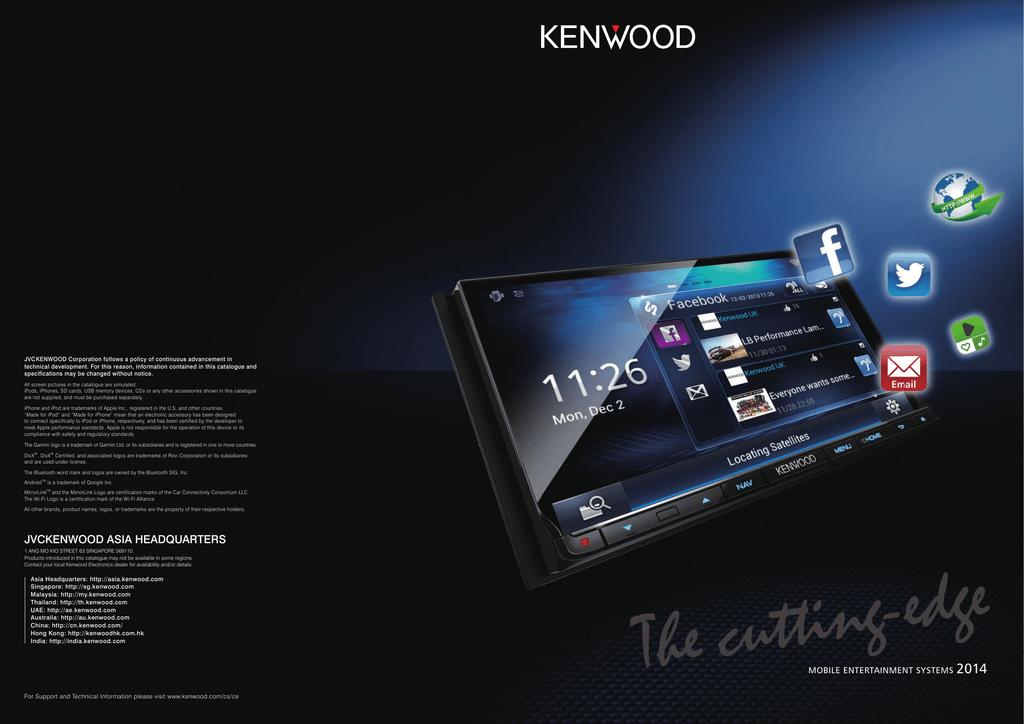 Kenwood KFC-PS1795 Casse per auto 330 W