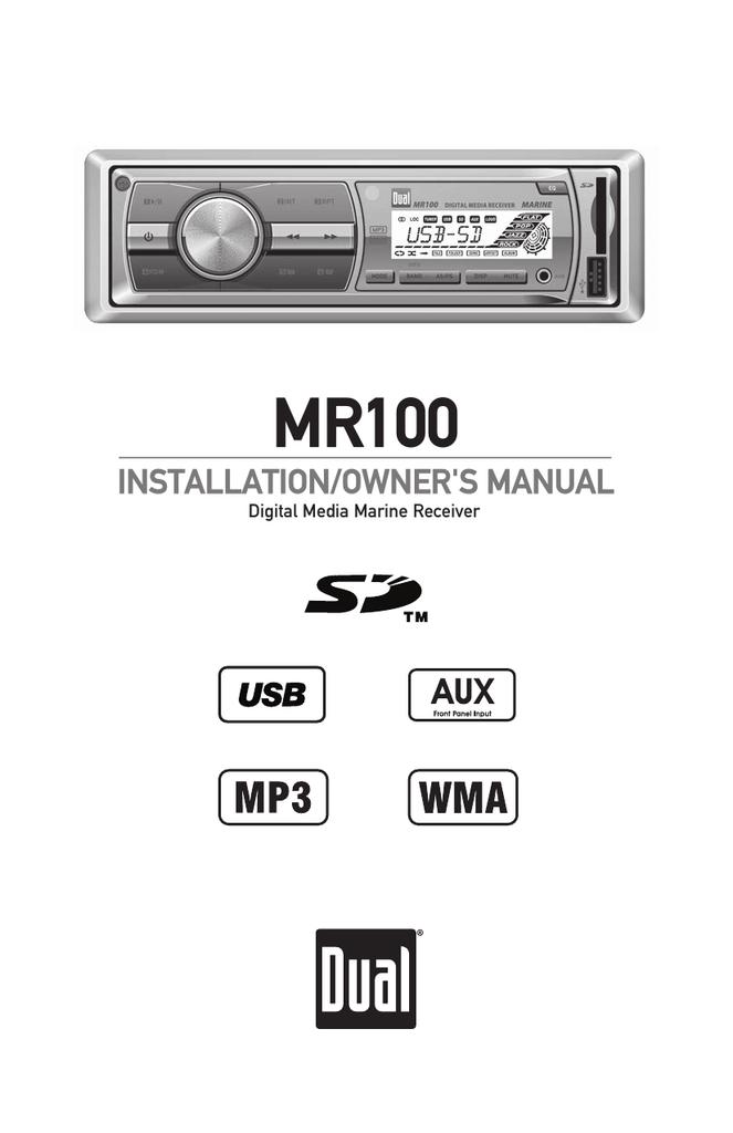 Dual Audio System Installation Instructions | manualzz.com on