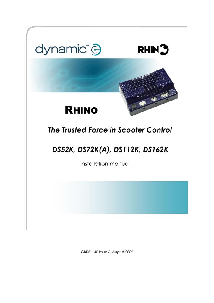 Rhino Installation Manual | manualzz com