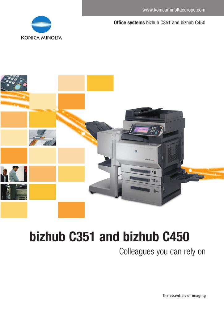 BIZHUB C351 FIERY DRIVER DOWNLOAD (2019)