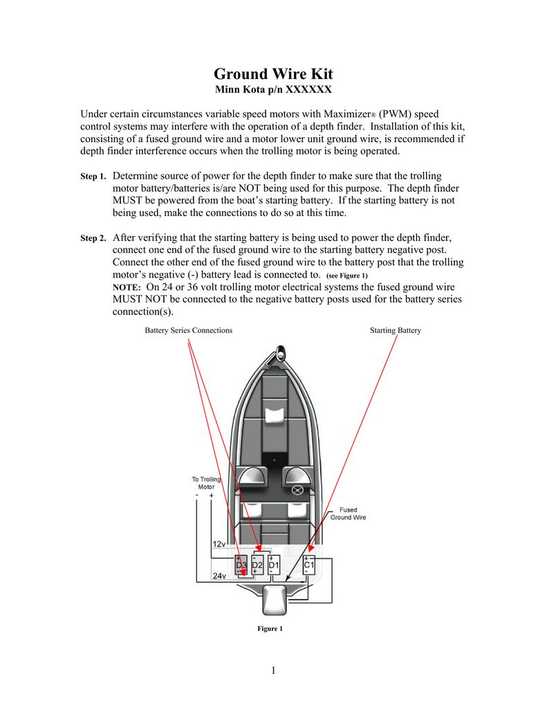 Trolling Motor Wiring Diagram Wire Diagram Minn Kota Trolling Motor