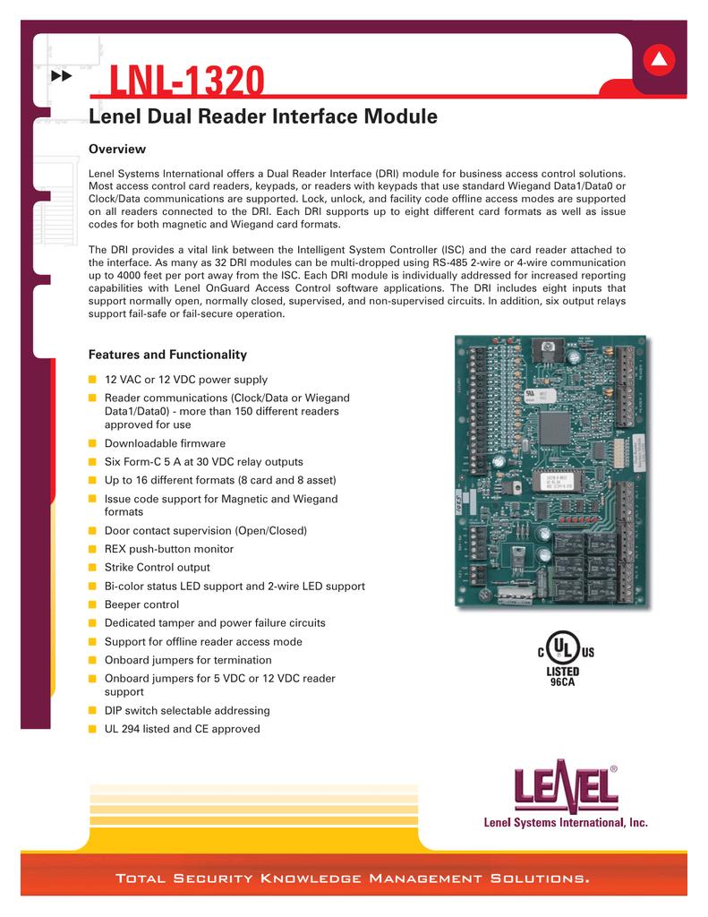 LNL 40 cut sheet   Manualzz