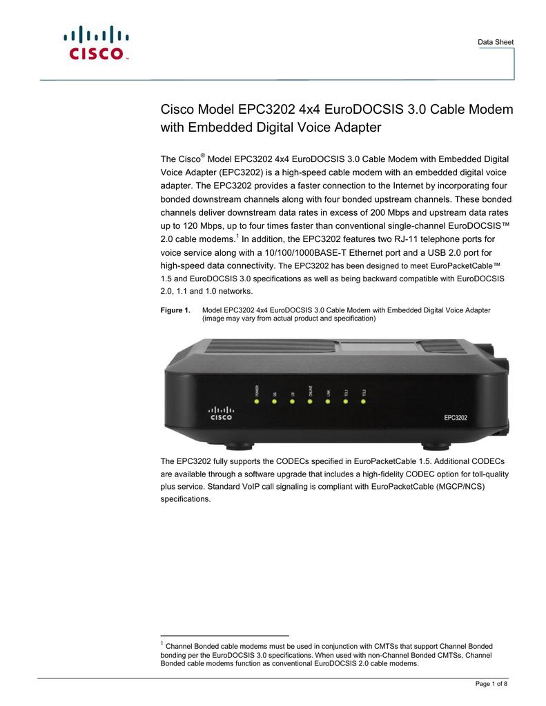CISCO EPC3212 USB CABLE MODEM WINDOWS 8 DRIVERS DOWNLOAD