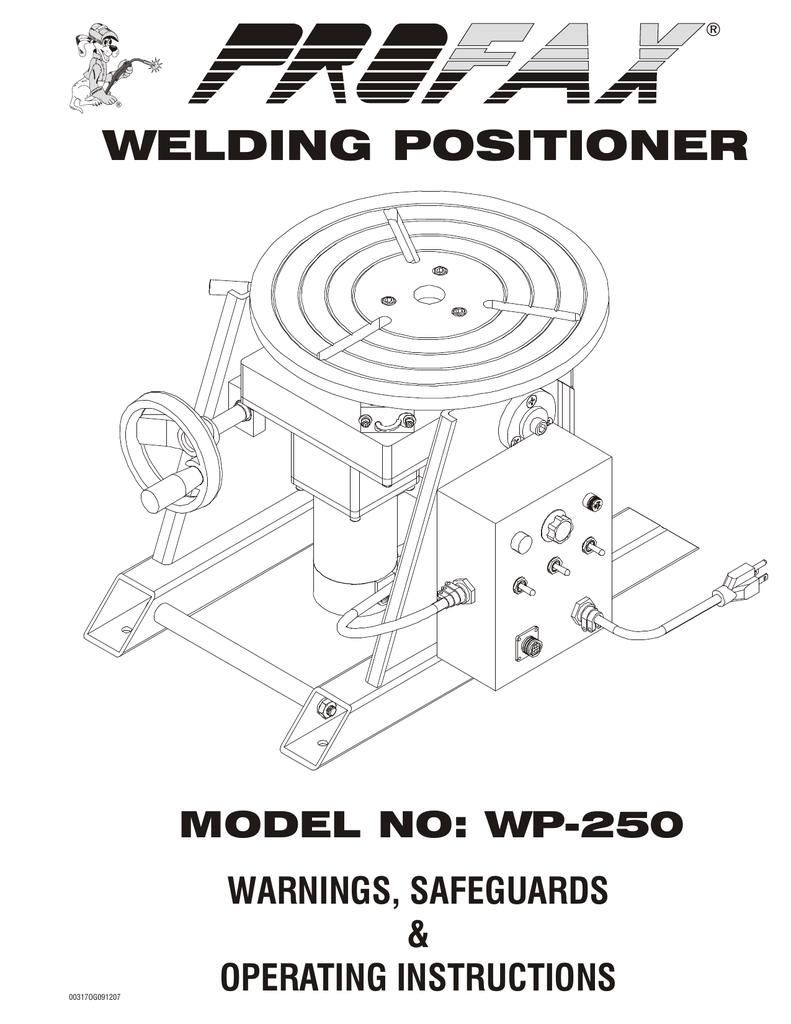welding positioner | manualzz.com on