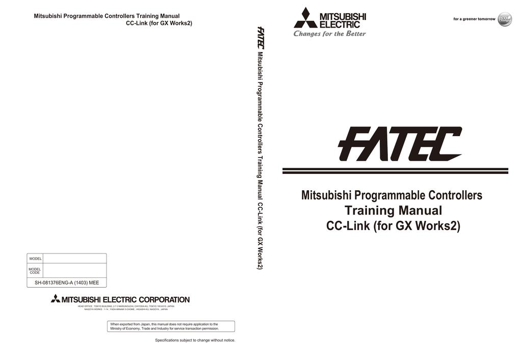 Local Module Communications Link Mitsubishi QJ61BT11N CC-Link System Master