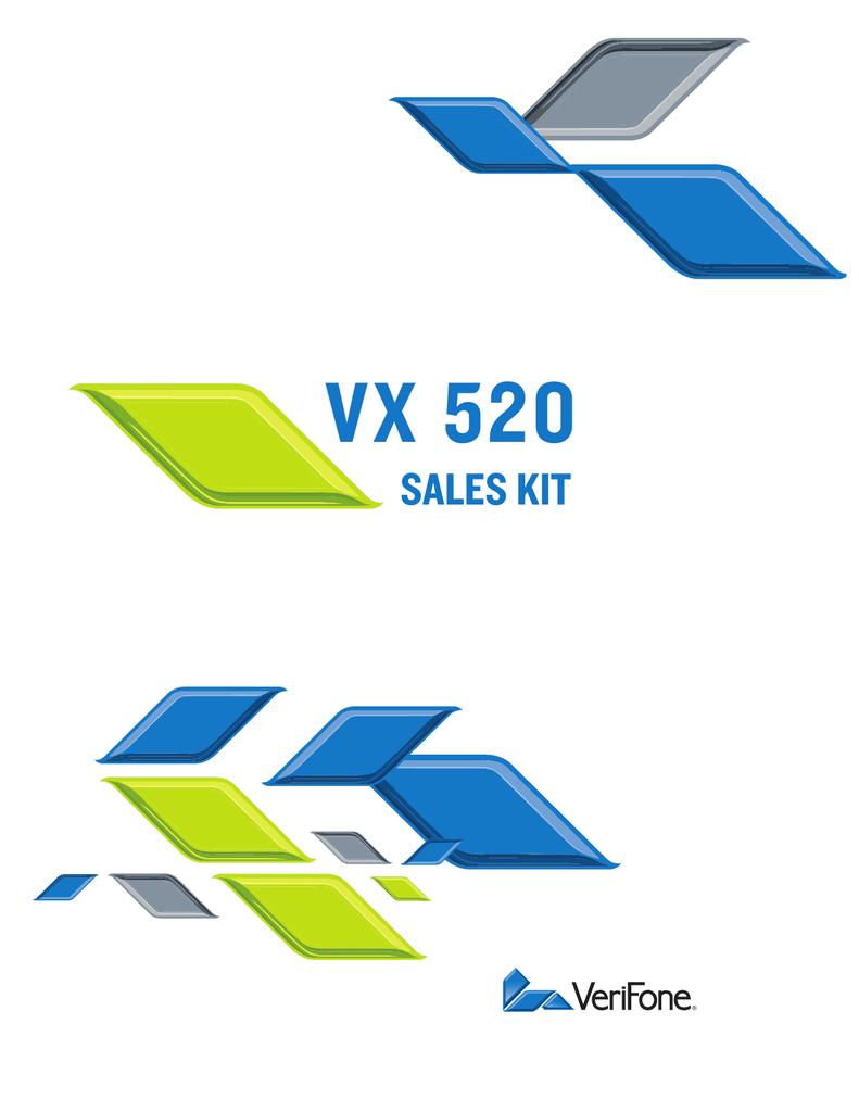 VX 520 - Verifone Global | manualzz com