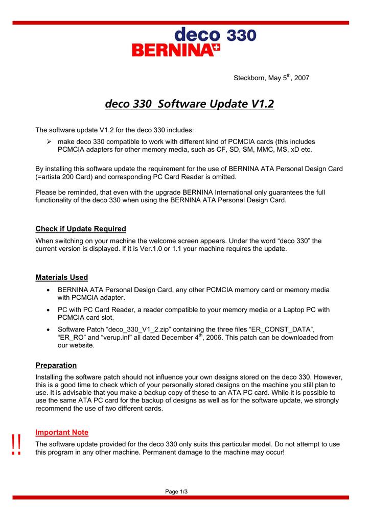 deco 330 Software Update V1 2 | manualzz com