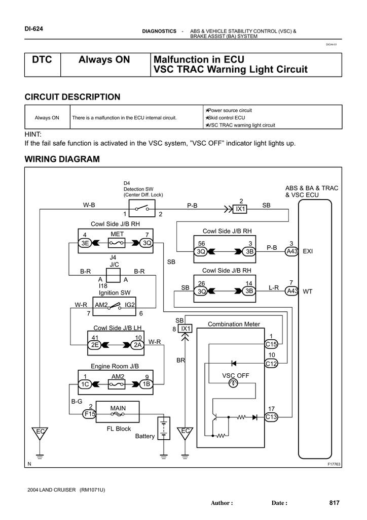 A//C Clutch Relay-Engine Control Module Wiring Relay Standard RY-438