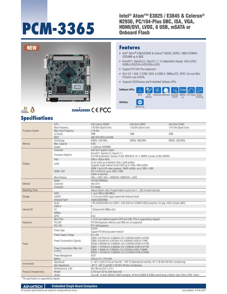 Advantech PCM-3365 Realtek HD Audio Drivers Windows 7