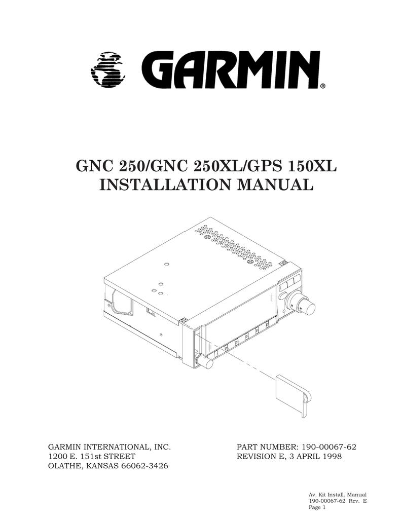 gnc 250xl installation manual free owners manual u2022 rh wordworksbysea com installation manual 19949-dst Gutter Installation Guide