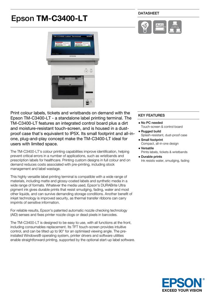 EpsonTM-C3400-LT - Almoe Digital Solutions | manualzz com
