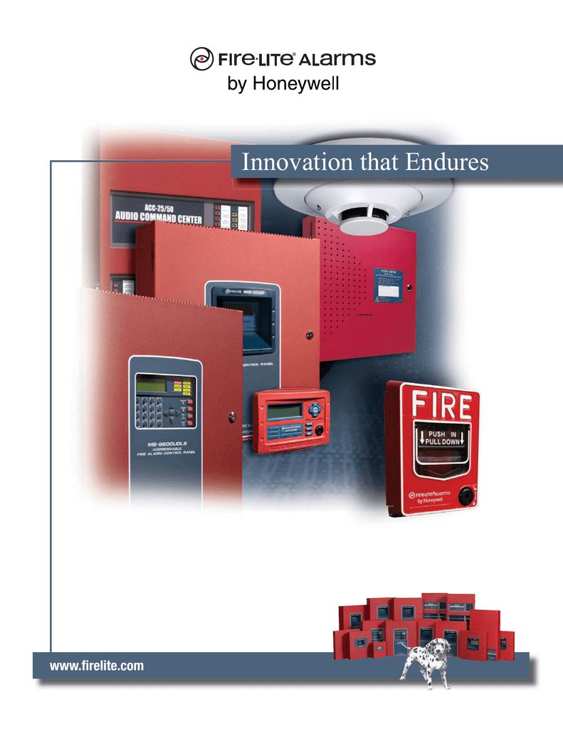 View Firelite Brochure - Atkinson Electronics Inc | manualzz com