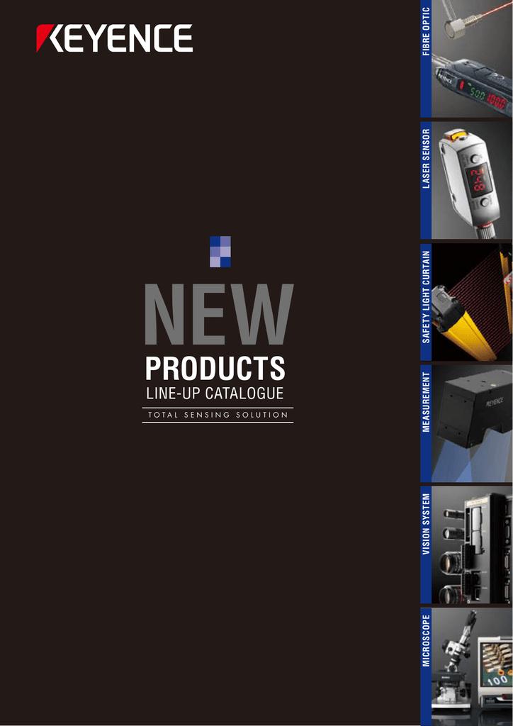 Keyence products catalogue - ACS Group | manualzz com