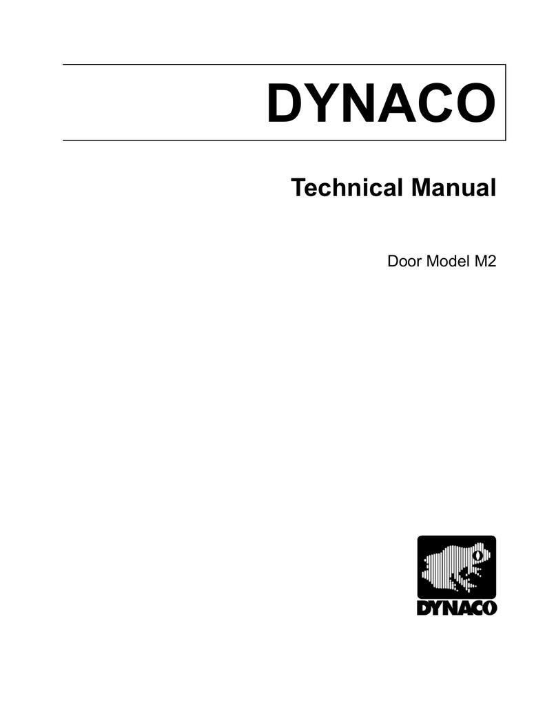 DYNACO | manualzz.com on