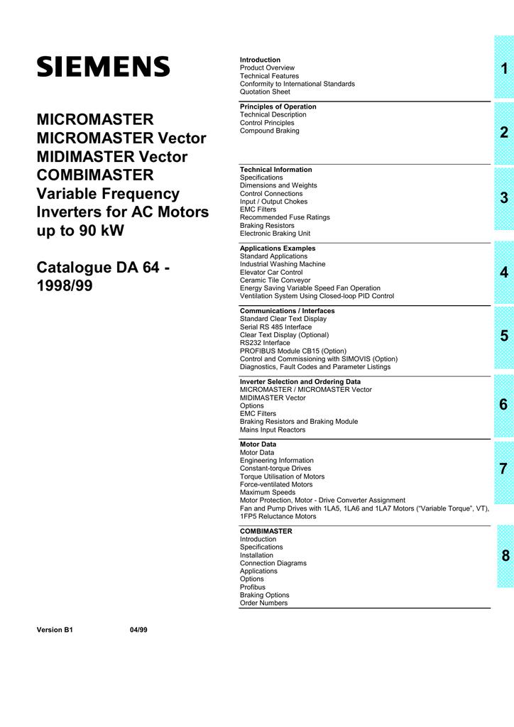micromaster micromaster vector midimaster vector
