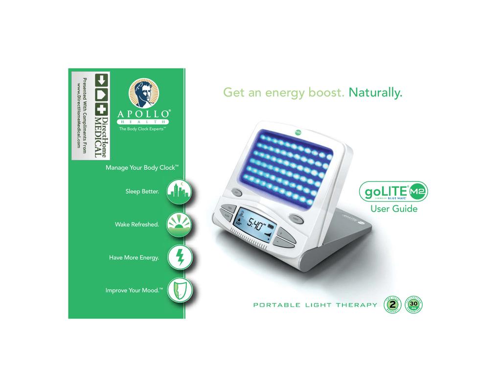 Get An Energy Boost Naturally Manualzz