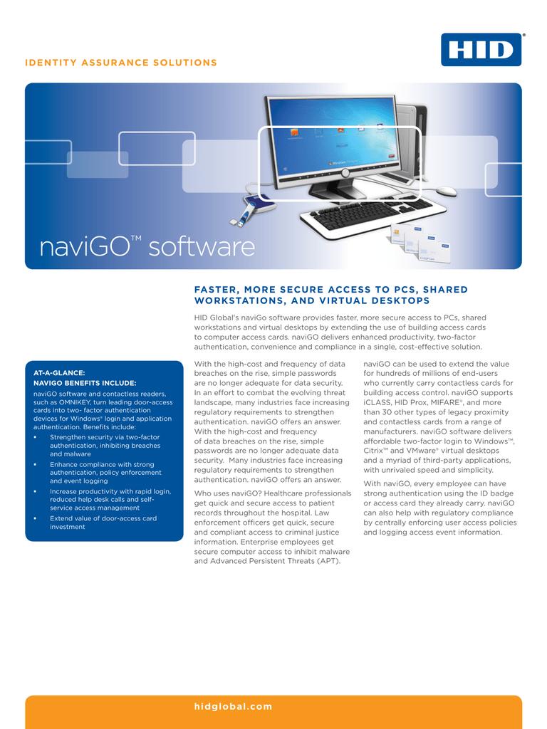 naviGO™ software   manualzz com