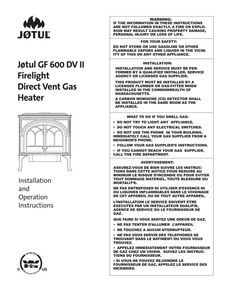 138090 A Gf 600 Dvii Op Manual Pmd Manualzz