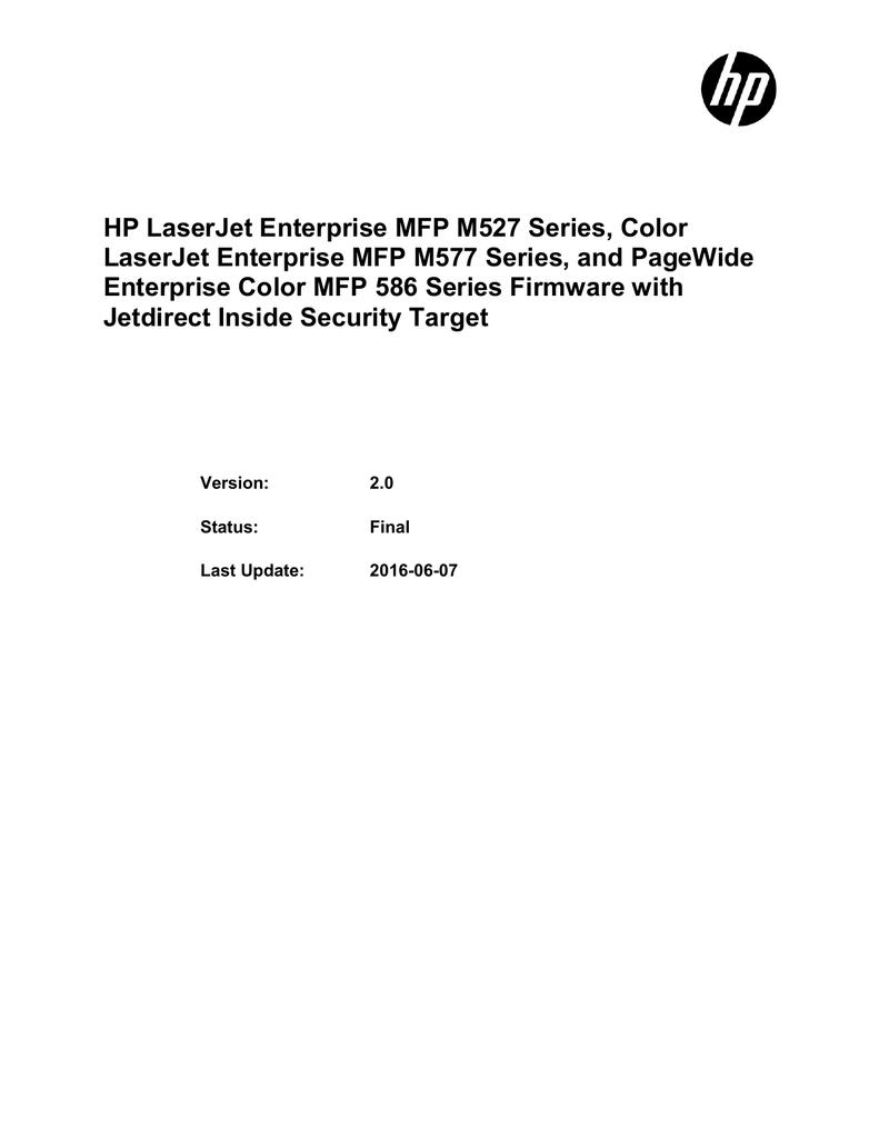 HP LaserJet Enterprise MFP M527 Series, Color   manualzz com