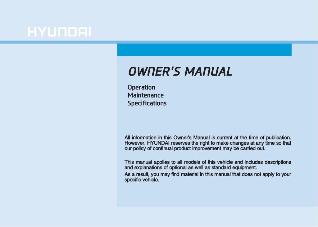 Hyundai Customer Service >> 7 1 6 Hyundai Customer Care Manualzz Com