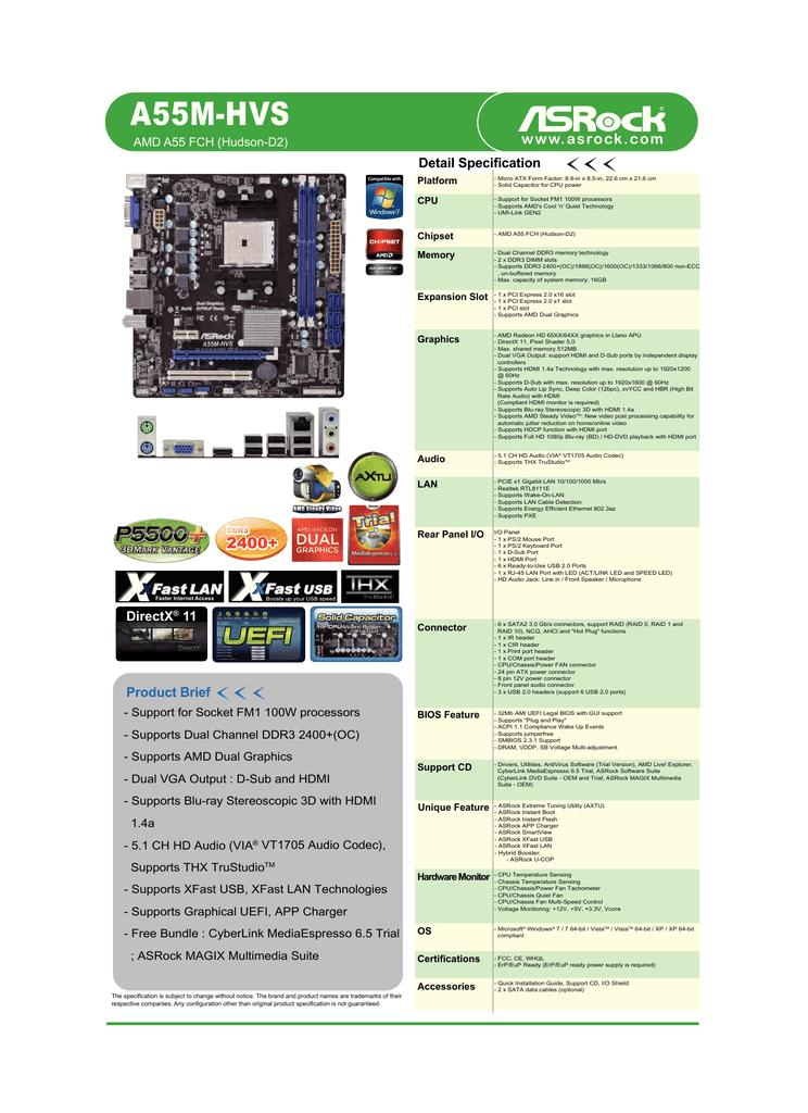 ASROCK A55M-HVS AMD SATA RAID DRIVER WINDOWS