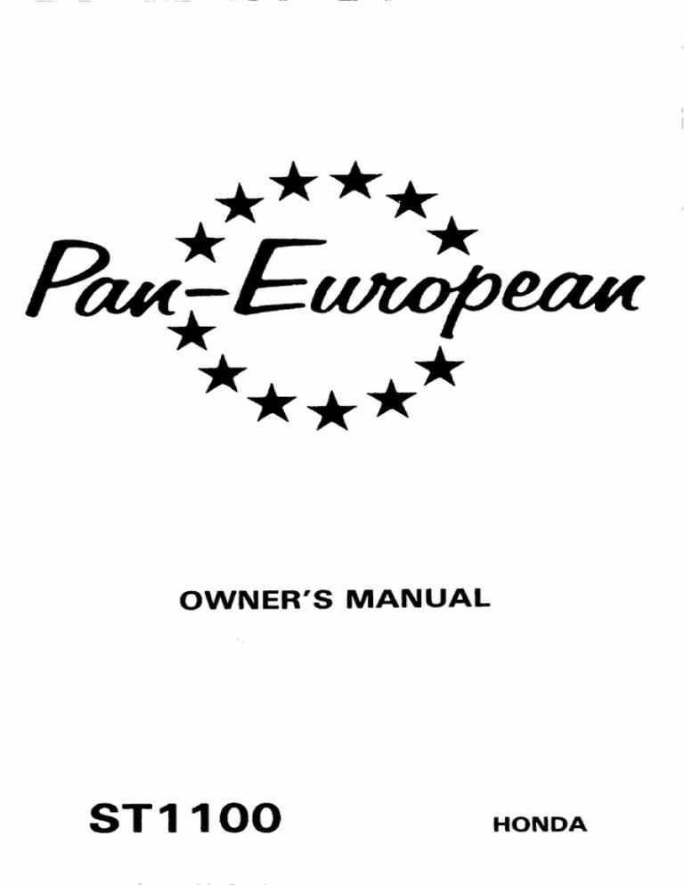 manual - Honda MPE - Manualzz