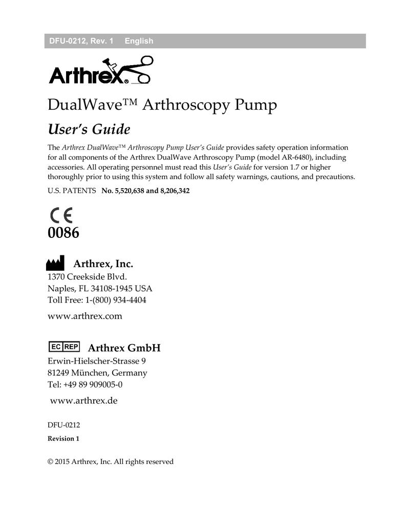 Knee Arthroscopy Manual Guide