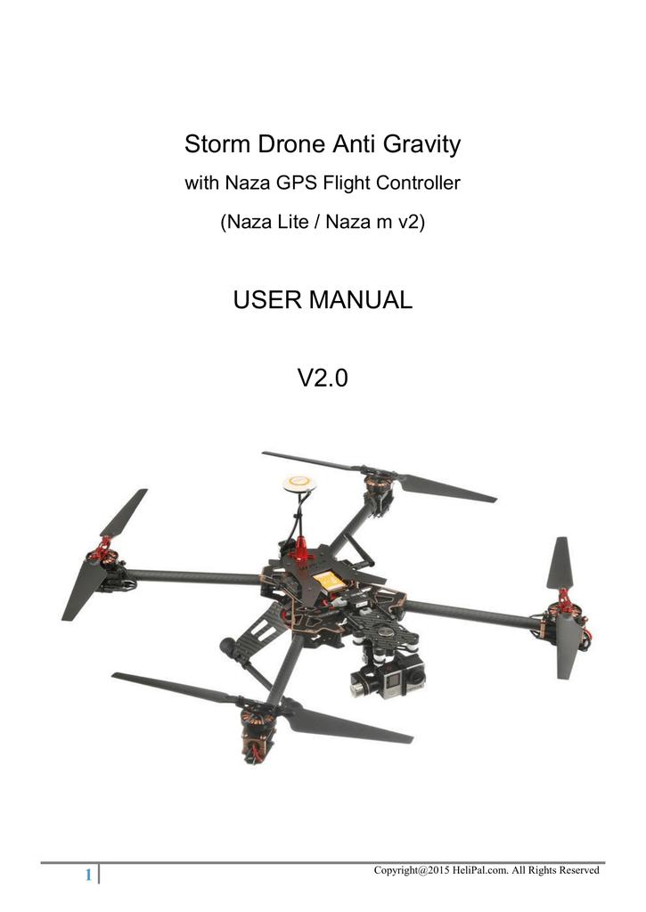 manual naza m v2
