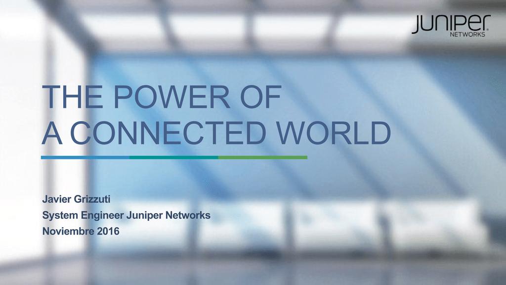 Juniper PowerPoint Template | manualzz com