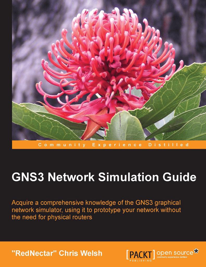 GNS3 Network Simulation | manualzz com