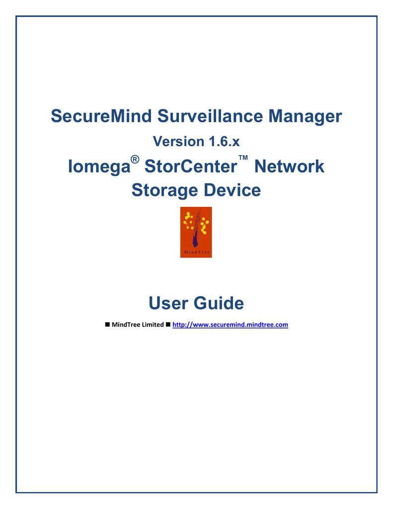 SecureMind Surveillance Manager | manualzz com