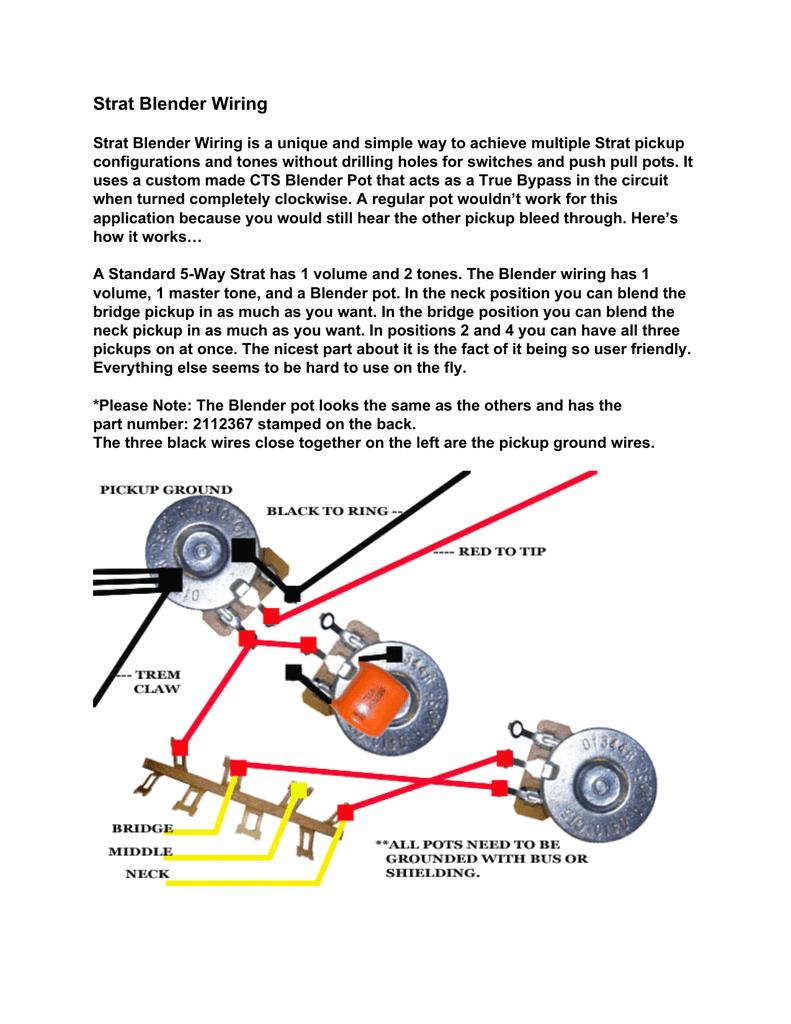 Strat Blender Wiring Diagram from s3.manualzz.com
