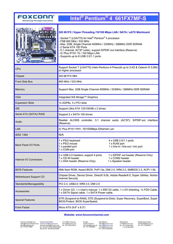 fsb800 audio driver realtek