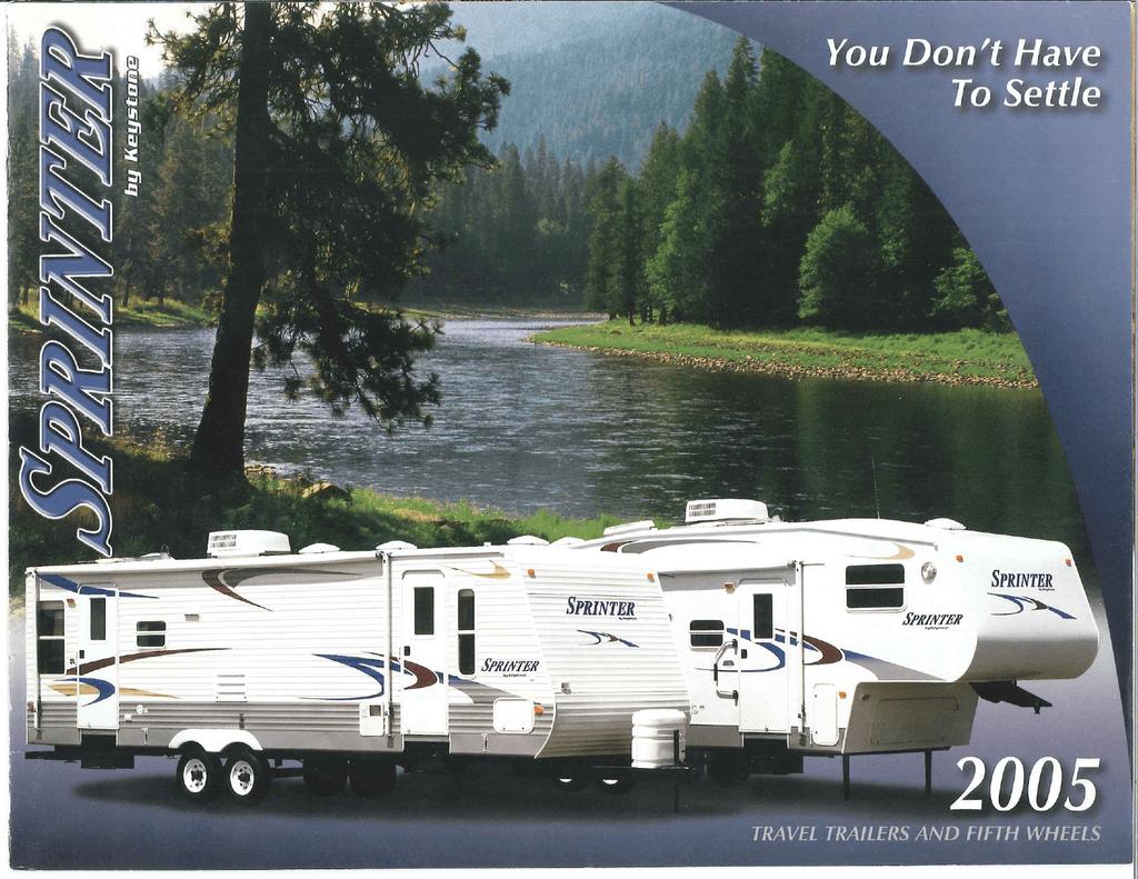 2005 Sprinter Brochure 1 Manualzz